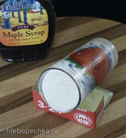 Йогурт в термосе