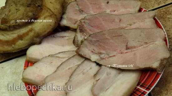 Колбаса в домашних условиях