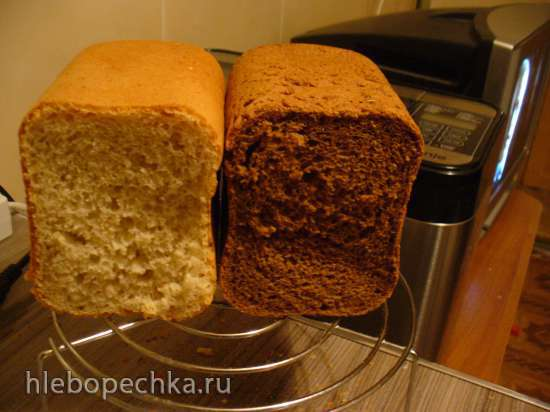 Gorenje BM1400E. Пшеничный хлеб