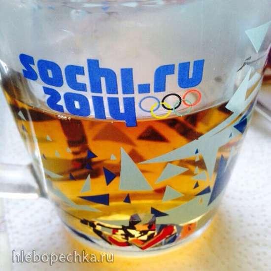 Напиток из шиповника в мультиварке BORK U700