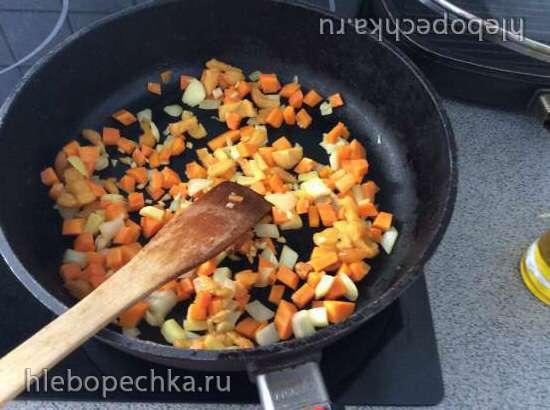 Морковно-имбирный суп (немецкий рецепт)