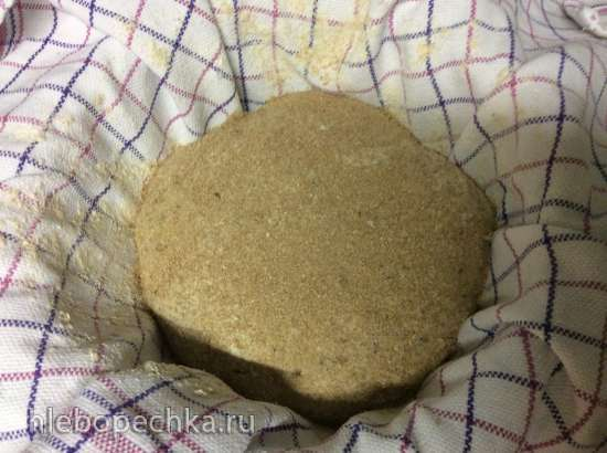 Домашний цельнозерновой хлебушек от Ади Сафран
