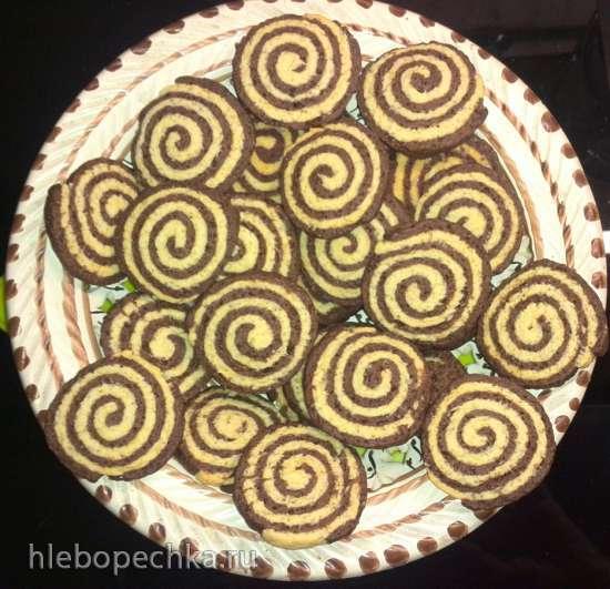 Саксонское песочное печенье