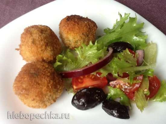 Фалафель постное и вегетарианское блюдо