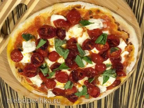 Пицца Саpri - рецепт, подсмотренный на флорентийском рынке