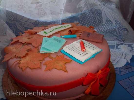 Школа, детский сад, ВУЗ (торты)
