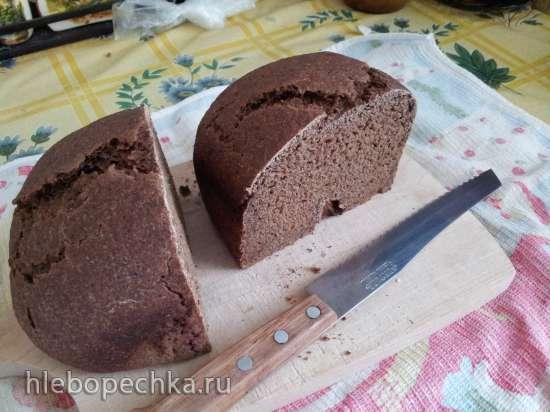 Хлеб ржаной, вкусный