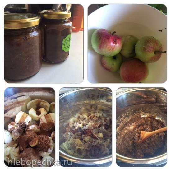 Яблочное пюре с корицей (Applesauce) Steba DD1