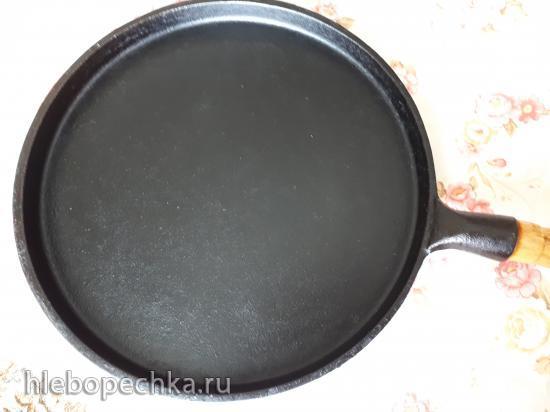 Старая чугунная сковородка - есть ли у нее преимущества?