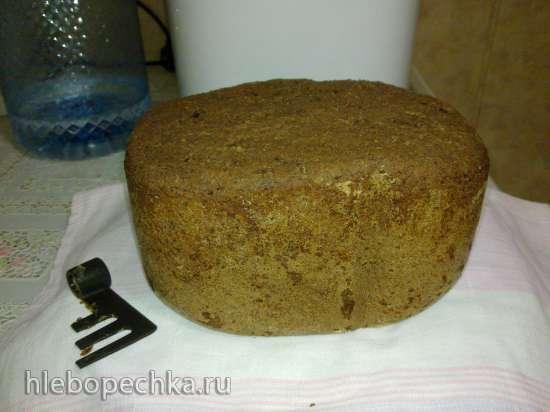 Ржаной заварной хлеб настоящий (почти забытый вкус). Способы выпечки и добавки