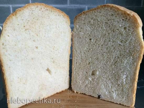 Хлеб Кирпичик  (хлебопечка)