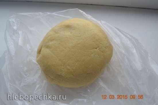 Пирожное «Песочная полоска»