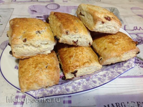 Печенье английское «Сконы» (Scones) от Р. Бертине