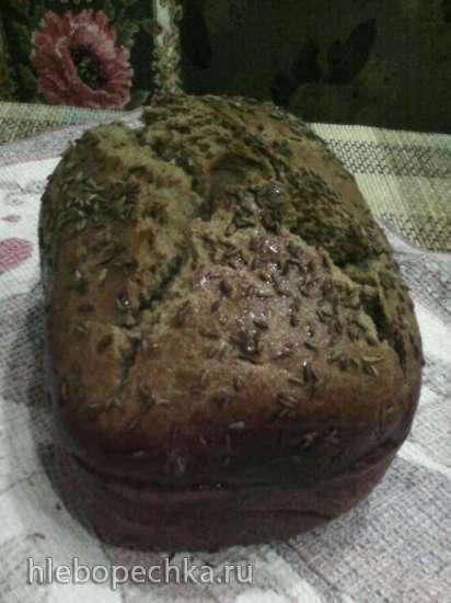 """Zelmer BM-1000. Ржаной хлеб """"Бородинский"""""""