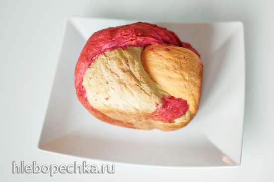 Разноцветный хлеб