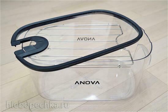 Продаю: Контейнер с крышкой для сувид Anova Precision Cooker