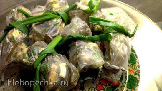 Дальневосточный салат