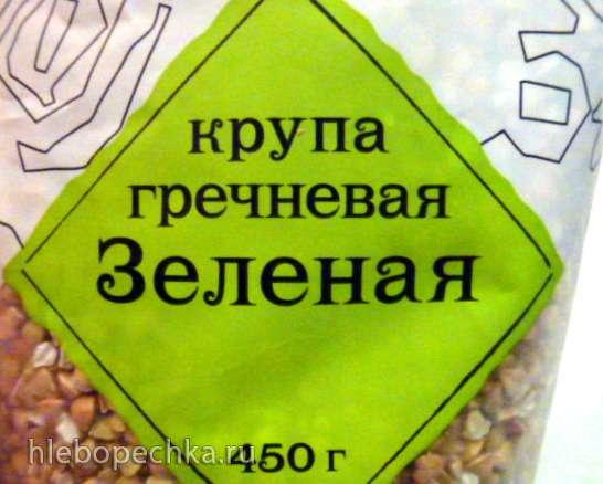 Зеленая гречка (мультиварка Brand 701)