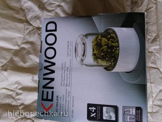Продаю: Насадка мультиизмельчитель kenwood AT320