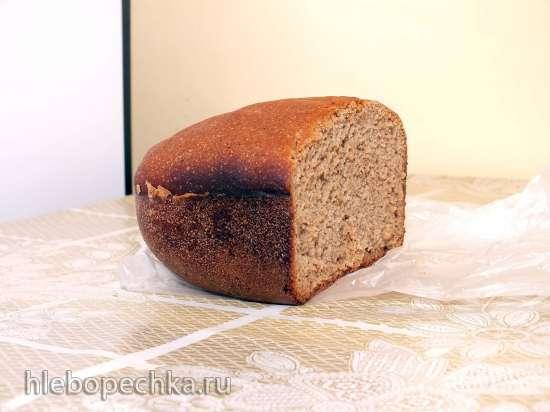 Ржано-пшеничный хлеб 60/40 - Дарницкие мотивы