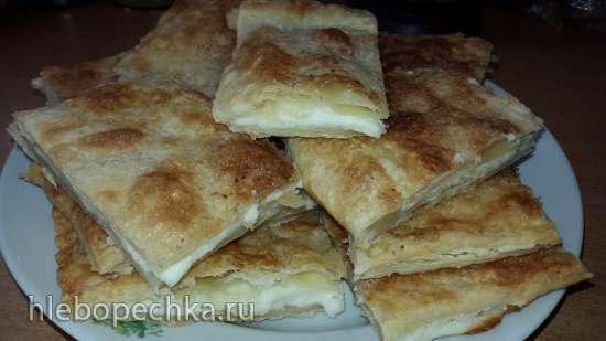 Квадратики с Крем-сыром