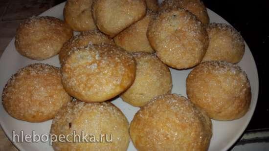 Печенье с яблоком Румяные щечки