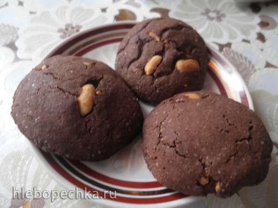 Печенье Сникерс