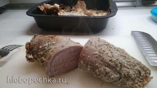 Свинина в соленой корочке