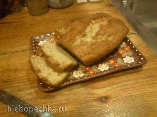 Финский пирог из кабачка (Kesаkurpitsakakku)