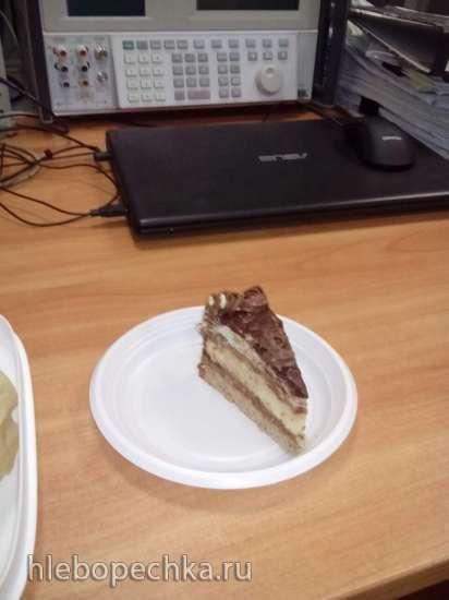 Торт «Верховина» (ГОСТ-1975)
