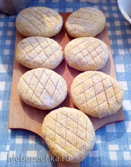 Сырники творожные без глютена (для вегетарианцев)