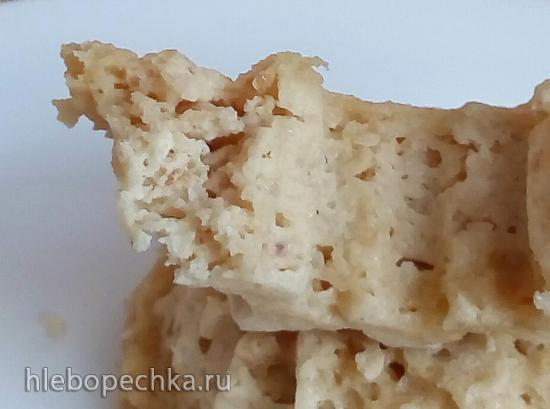 Творожно-ореховые кексы (или кекс) за 15 минут