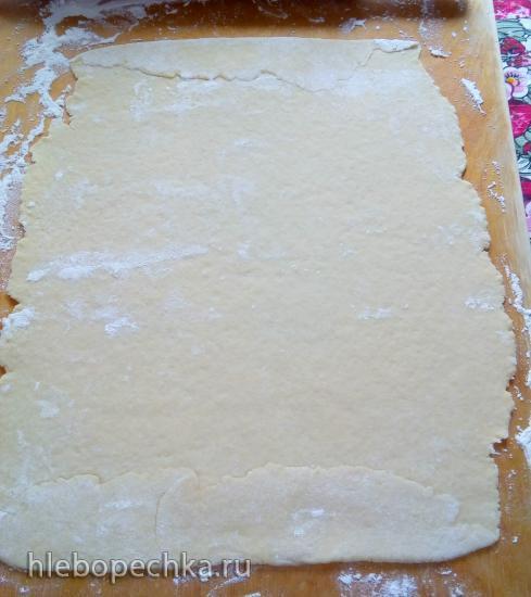 Мягкое печенье с апельсином