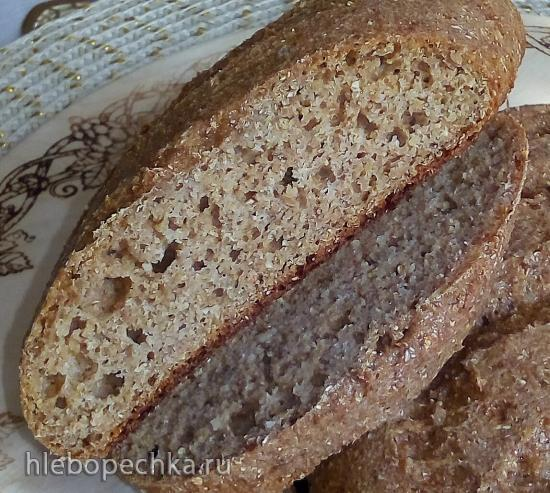 Творожные хлебные батончики без муки (100% из отрубей)