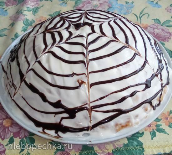 Ленивый торт почти Панчо (без выпечки)