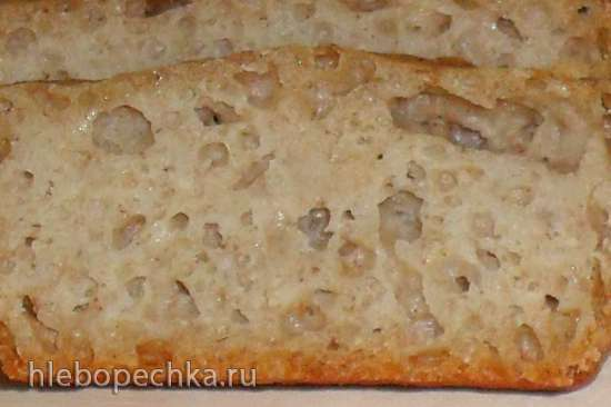Хлеб цельнозерновой заливной
