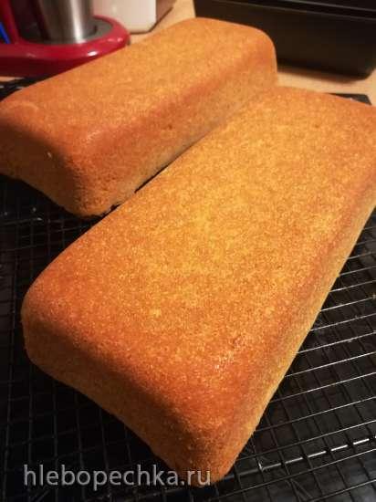 "Бисквитный кекс ""Мадейра"" (Madeira Cake)"