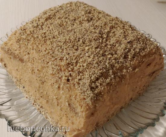 Баварский яблочный торт