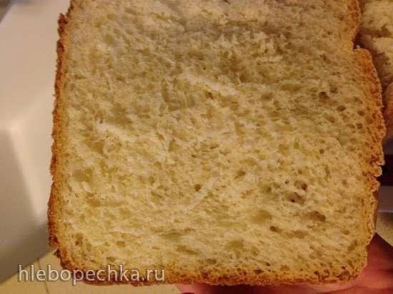 Французский пушистый хлеб