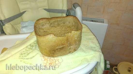 Проблема с ржаным хлебом с отрубями