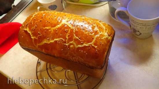 Хлеб пшеничный на закваске Универсальный