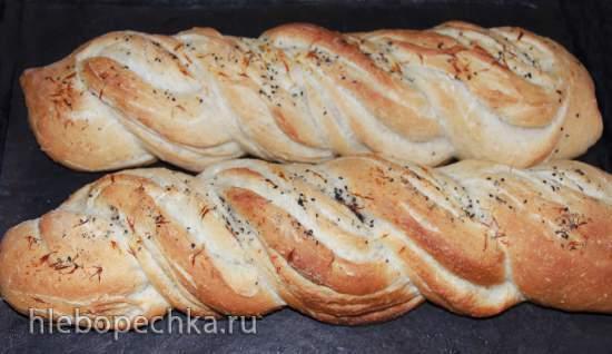 Хлеб йогуртовый на закваске