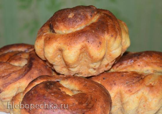 Вечные дрожжи, картофельно-хмелевые  (Закваска без муки). Рецепты выпечки.
