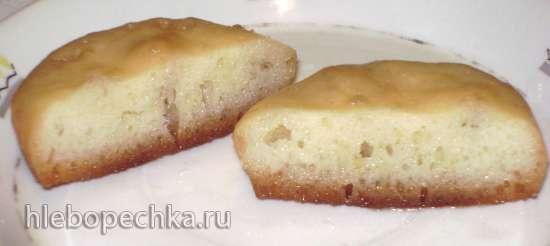 Кексы, консервированные в ромовом сиропе