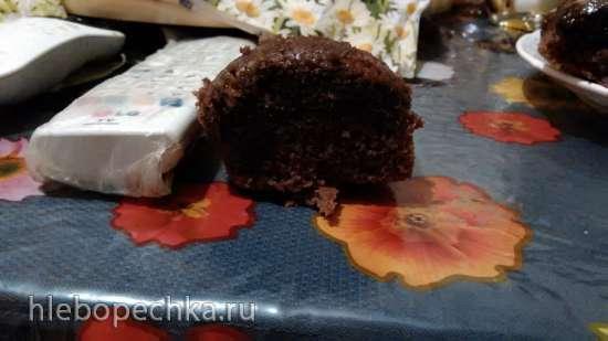 Пирог шоколадный Кухе