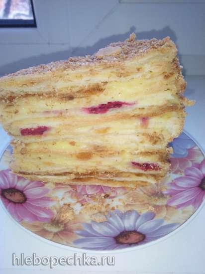 Торт «Королевский Наполеон»