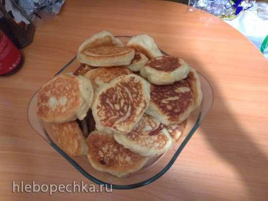 Тупоськи (старинный рецепт простых оладий)