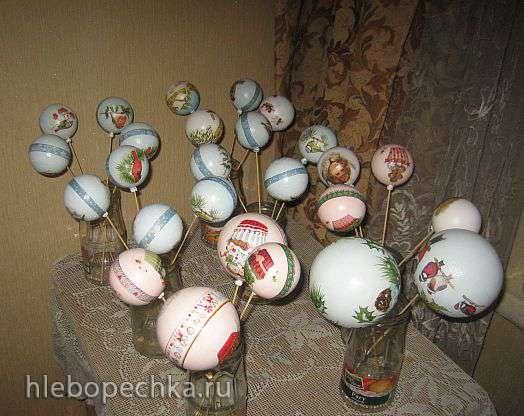 Всякое  новогоднее и рождественское рукоделие