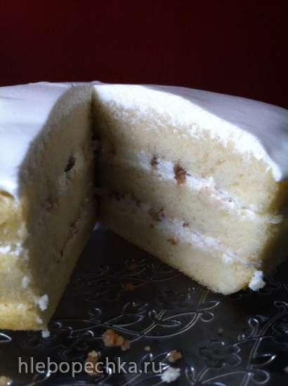 Бисквит простой (скороварка Steba DD1 Eco)