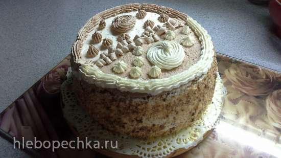 """Торт """"Ассорти"""" (ГОСТ-1975)"""